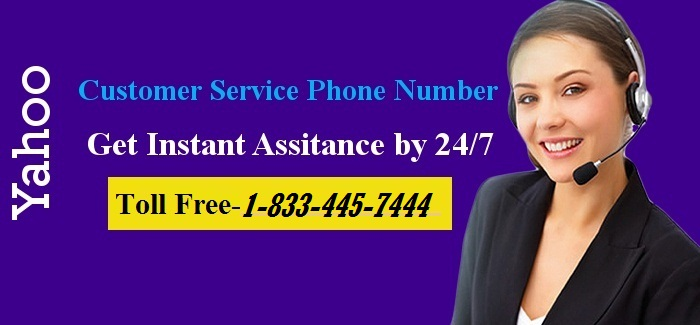 Yahoo Cusotmer service phone Number